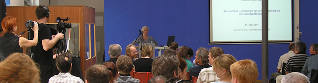Terra Preta Symposium Leipzig