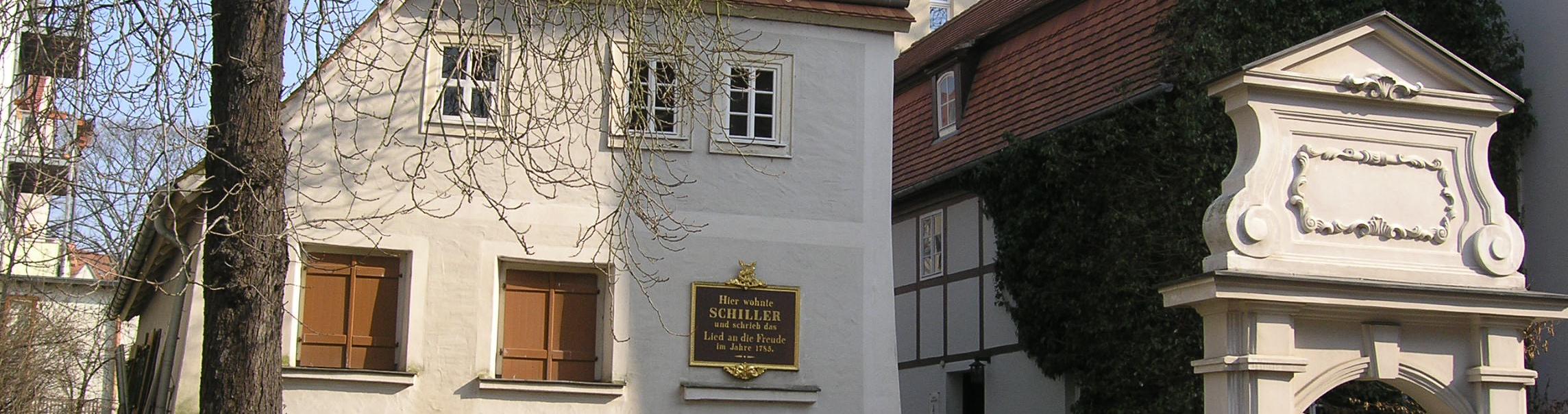 Schillerhaus Leipzig Gohlis