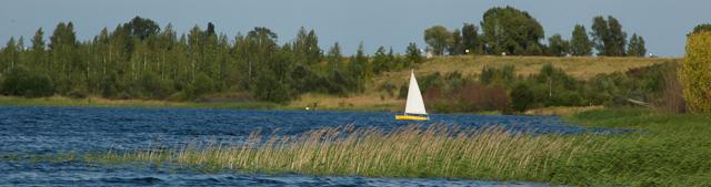 Schladitzer See bei Leipzig