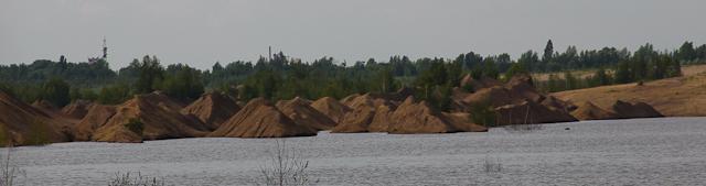 Zwenkauer See bei Leipzig